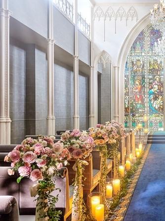 セントアンドリュース教会&ゲストハウス 教会(150年の歴史ある本格ステンドグラス)画像1-1