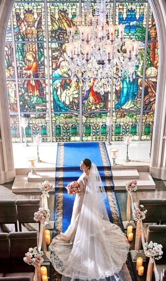 セントアンドリュース教会&ゲストハウス 教会(150年の歴史ある本格ステンドグラス)画像2-1