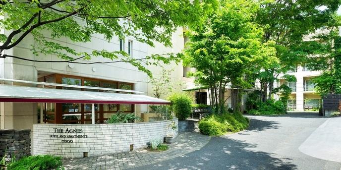 アグネス ホテル アンド アパートメンツ 東京 その他1画像1-1