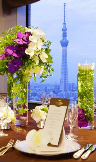 第一ホテル両国 25階【アジュール】40名~100名画像2-1