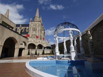 PRECIOUS WEDDING St. BAY HILLS (プレシャスウェディング セント・ベイヒルズ) 教会(セント・ベイヒルズ大聖堂(外観))画像2-2
