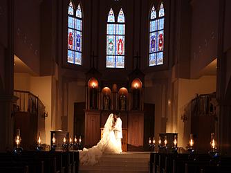 PRECIOUS WEDDING St. BAY HILLS (プレシャスウェディング セント・ベイヒルズ) チャペル(セントベイヒルズ大聖堂)画像2-3