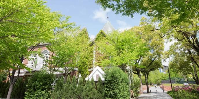 神戸旧居留地 VILLABLANCHE (ヴィラブランシュ) ロケーション画像1-1