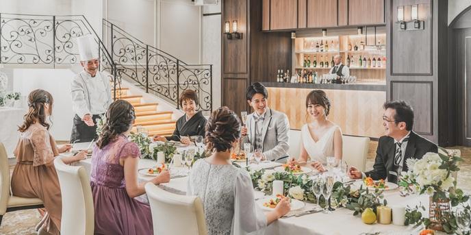 ハミルトンホテル KAZUSA 家族婚や少人数の結婚式も対応可能!画像1-1