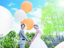 アルモニーサンク ウエディングホテル(HARMONIE CINQ WEDDING HOTEL) ガーデン画像2-5