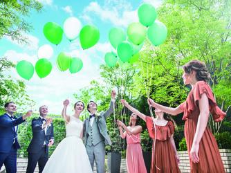 アルモニーサンク ウエディングホテル(HARMONIE CINQ WEDDING HOTEL) 世界にひとつだけのドラマッチなセレモニー画像2-1