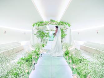 アルモニーサンク ウエディングホテル(HARMONIE CINQ WEDDING HOTEL) 世界にひとつだけのドラマッチなセレモニー画像2-2