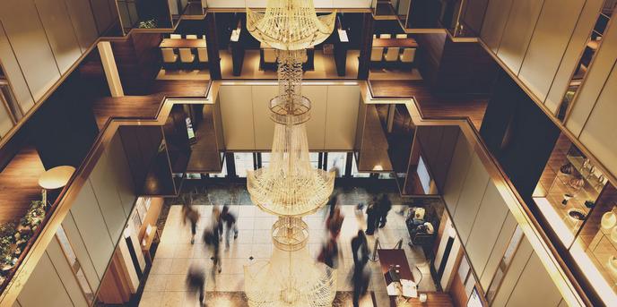 ホテル国際21 ロケーション画像1-1