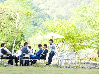 駒ヶ根高原リゾートリンクス 庭園画像2-3