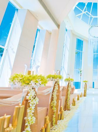 東京ベイ舞浜ホテル チャペル(チャペル ルミエール)画像1-1