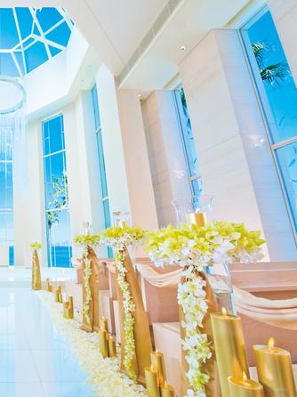 東京ベイ舞浜ホテル チャペル(チャペル ルミエール)画像1-2
