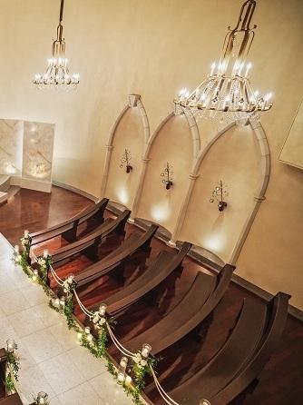 北山ル・アンジェ教会 教会(自然光差し込む独立型本格教会)画像1-2