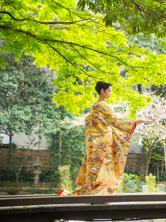 浮月楼 セレモニースペース(徳川慶喜公が愛した日本庭園)画像1-1