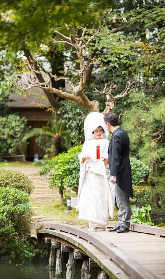 浮月楼 セレモニースペース(徳川慶喜公が愛した日本庭園)画像2-1