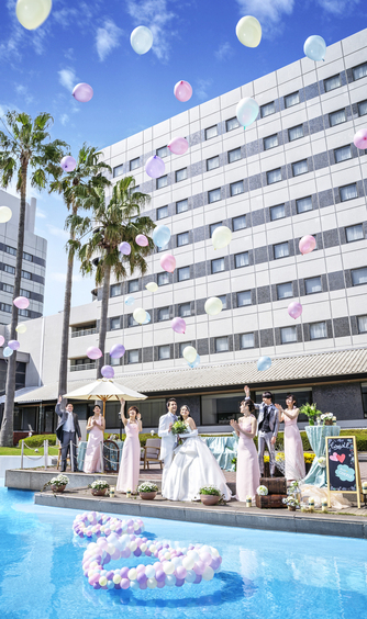 サンルートプラザ東京 憧れが叶う!プリンセスウエディング画像2-1