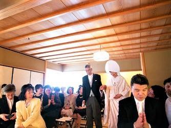 岡崎庵 セレモニースペース(能舞台人前式会場)画像2-3