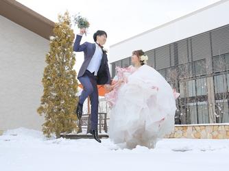 スタイリッシュウェディング ヴィーナスコート 佐久平 撮影スポット2画像2-3