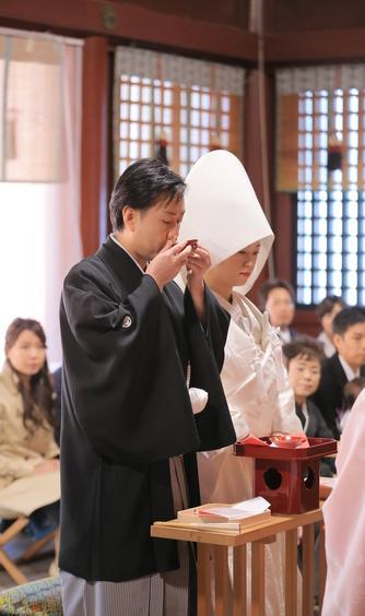 スタイリッシュウェディング ヴィーナスコート 佐久平 神社(生島足島神社)画像2-1