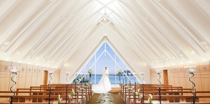 ホテルサンルート徳山 チャペル(クリスタルチャペル)画像1-1