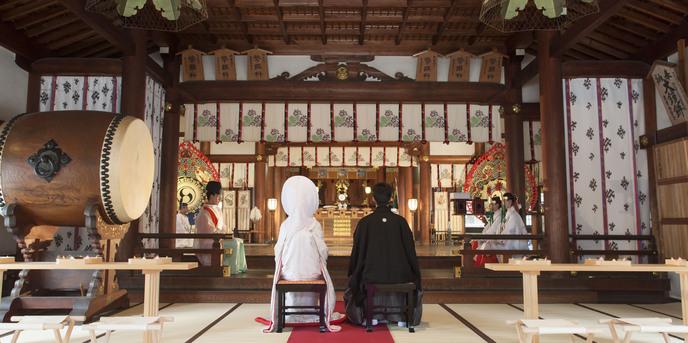 真清田神社 神社(真清田神社参集殿【本殿】)画像1-1