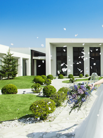 CASA FELIZ(カーサフェリス) チャペル(華やかなシーンを彩るチャペル&披露宴会場)画像1-1