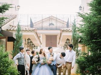 VILLAS DES MARIAGES 軽井澤(ヴィラ・デ・マリアージュ 軽井澤) セレモニースペース(|旅をしてでも訪れたい|祝福の降る町)画像2-2