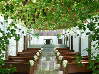 ぶどうの木 セレモニースペース(チャペル/レザンジュ&ガーデン)画像2-1