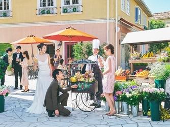 VILLAS DES MARIAGES 太田(ヴィラ・デ・マリアージュ 太田) 自由あふれる6000坪の空間でおもてなし画像2-2