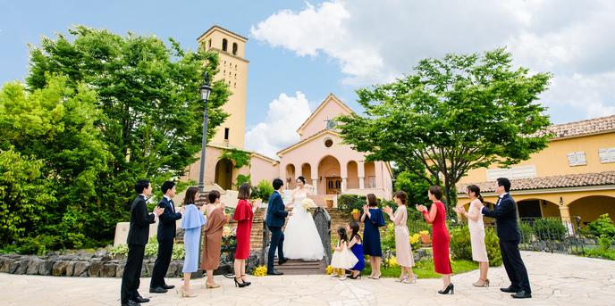 VILLAS DES MARIAGES 太田(ヴィラ・デ・マリアージュ 太田) 自由あふれる6000坪の空間でおもてなし画像1-1
