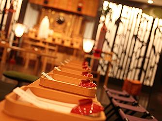 ANAクラウンプラザホテル福岡 神殿(憧れの和装が映える神殿/光翼(つばさ))画像2-3