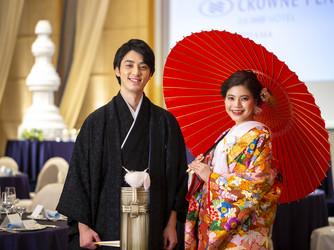 ANAクラウンプラザホテル富山 上質空間で叶う、憧れのホテルウエディング画像2-1
