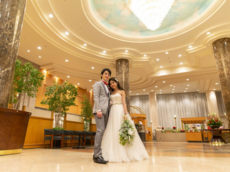 ANAクラウンプラザホテル富山 上質空間で叶う、憧れのホテルウエディング画像2-2