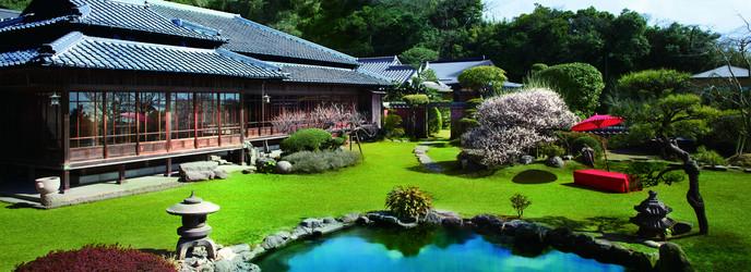 マナーハウス島津重富荘 庭園画像2-1