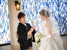 秋田ビューホテル チャペル(青のチャペル「ラポール・ブリュ」)画像2-4