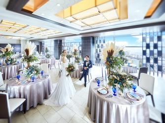 ラグナスイート新横浜 ホテル&ウエディング チャペル(スカイチャペル)画像2-2