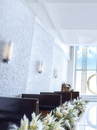 ラグナスイート新横浜 ホテル&ウエディング チャペル(スカイチャペル)画像1-1