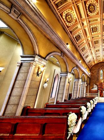 ハウス オブ ザ マカロン チャペル(ハウス オブ ザ マカロン大聖堂)画像1-1