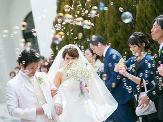 GRAND BRAND'S CAN wedding(グランブランカン ウェディング) チャペル(ここにしかない純白のチャペル世界遺産認定)画像2-3