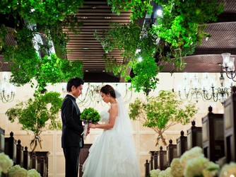 BLOOM by maruya gardens(ブルーム バイ マルヤガーデンズ) チャペル(Music Hall in The Green)画像2-2