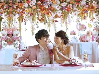「最高の一日」~Wonderful Wedding~ 【リニューアル】したパーティ会場画像2-3