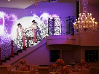 「最高の一日」~Wonderful Wedding~ 【リニューアル】したパーティ会場画像2-2