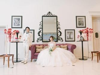 「最高の一日」~Wonderful Wedding~ チャペル(重厚感あるチャペル演出で永遠の誓いを)画像2-3