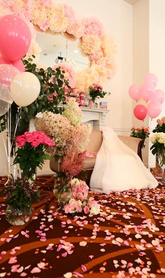 「最高の一日」~Wonderful Wedding~ 【リニューアル】したパーティ会場画像2-1