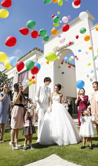 「最高の一日」~Wonderful Wedding~ チャペル(重厚感あるチャペル演出で永遠の誓いを)画像2-1