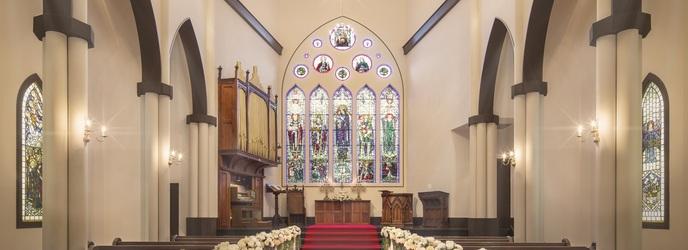 オール・セインツ ウェディング 教会(オール・セインツ ウェディング)画像2-1