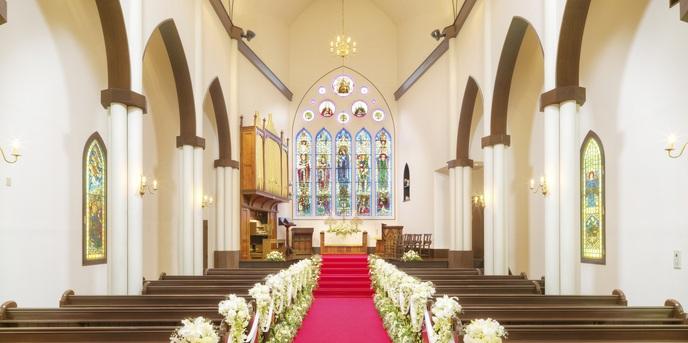オール・セインツ ウェディング 教会(オール・セインツ ウエディング)画像1-1