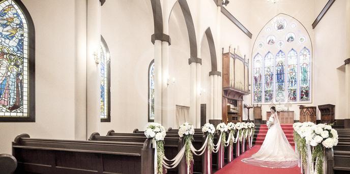 オール・セインツ ウェディング 教会(オール・セインツ ウェディング)画像1-1