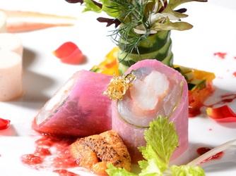 フレンチレストラン 千秋亭 四季折々の自然に囲まれた和モダン空間画像2-2