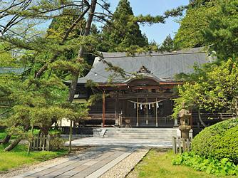 フレンチレストラン 千秋亭 神社(彌高神社)画像2-2
