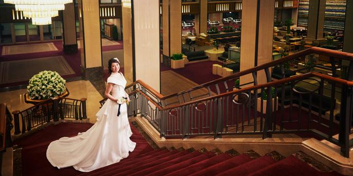 帝国ホテル 東京 ロビー・エントランス画像1-1